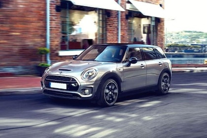 Mini Clubman Front Left Side Image