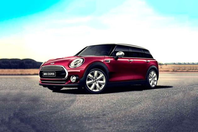 Mini Clubman Price Images Review Specs