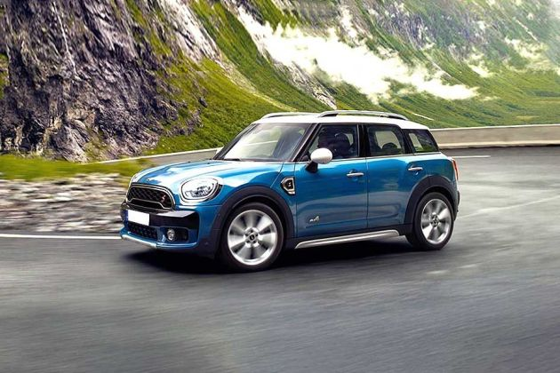 Mini Countryman Cooper S Jcw Inspired On Road Price Petrol
