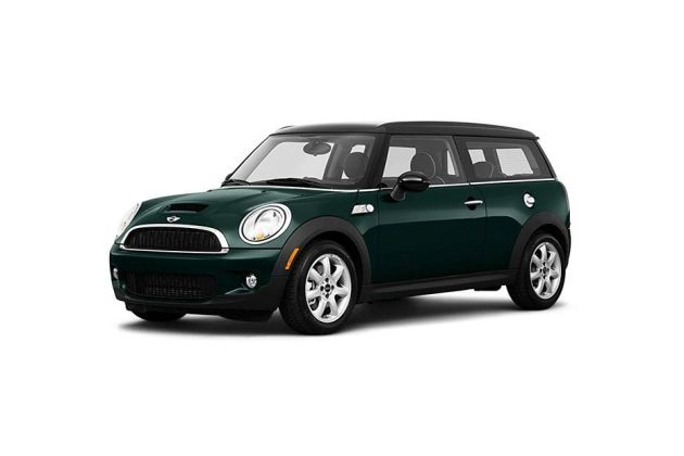 Mini Cooper Front Left Side Image