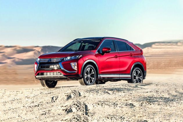 Mitsubishi Eclipse Cross Front Left Side Image