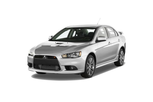 Mitsubishi Lancer Front Left Side Image