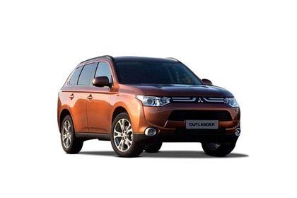 Mitsubishi Outlander 2007-2013 Front Left Side Image