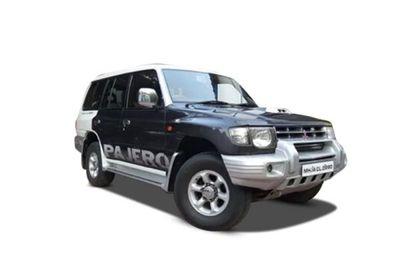 Mitsubishi Pajero 2002-2012 Front Left Side Image