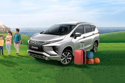Mitsubishi Xpander Front Left Side Image