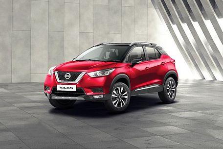 Nissan Kicks Front Left Side Image