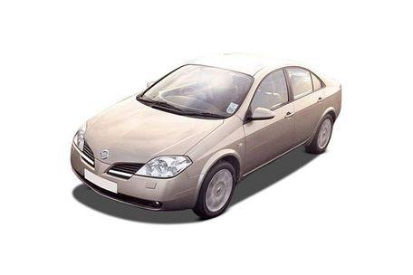 Nissan Primera Front Left Side Image