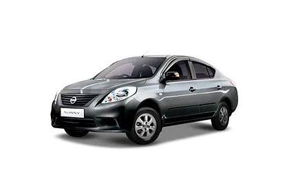 Nissan Sunny 2011-2014 Front Left Side Image