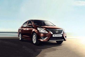 Nissan Sunny Front Left Side Image