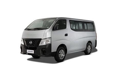 Nissan Urvan Front Left Side Image