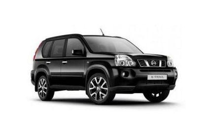 Nissan X-Trail 2009-2014 Front Left Side Image