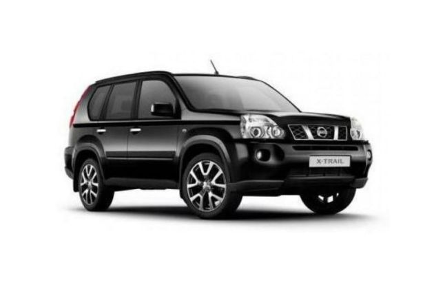 Nissan X-Trail 2009-2014 Front Left Side Image