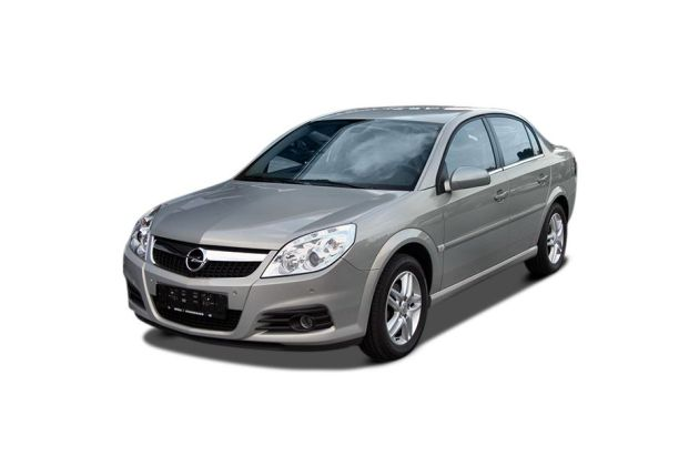 Opel Vectra Front Left Side Image