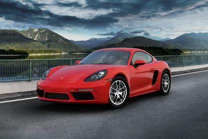 Porsche 718 Front Left Side Image