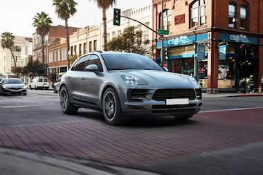 Porsche Macan 3.0 Twin Turbo V6