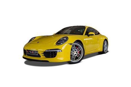 Porsche 911 2004-2014 Front Left Side Image