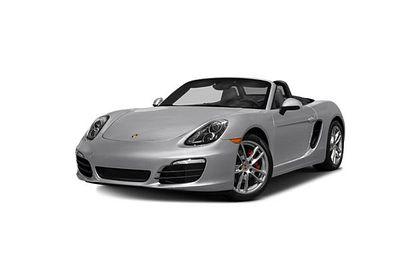 Porsche Boxster Front Left Side Image