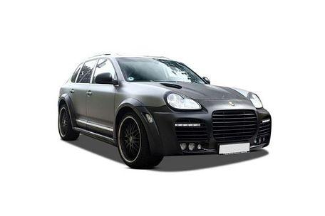 Porsche Cayenne 2003-2009 Front Left Side Image