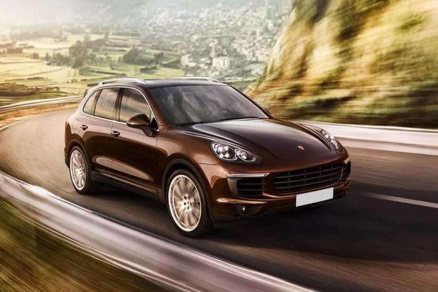 Porsche Cayenne Price Images Review Mileage Specs