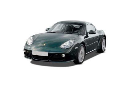 Porsche Cayman 2009-2012 Front Left Side Image