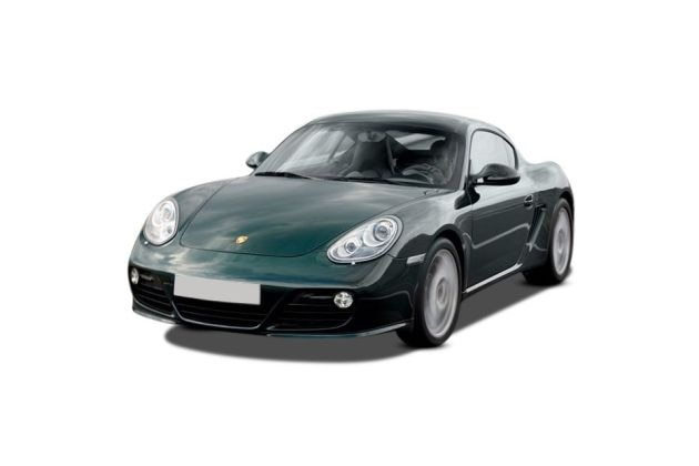 Porsche Cayman 2009-2012 Front Left Side Image