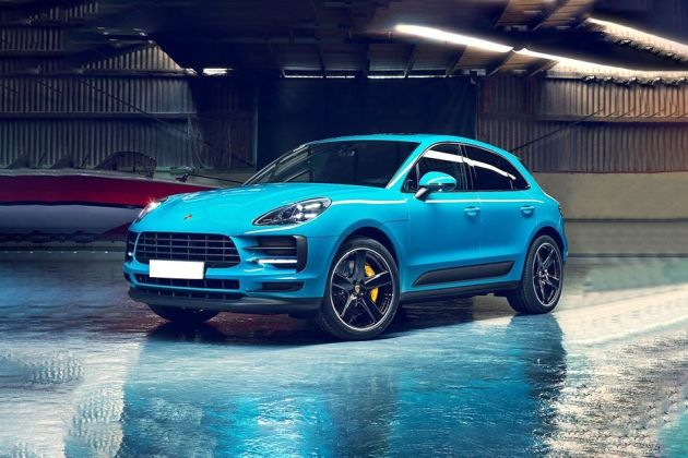 New Porsche Macan 2019 Price Images Review Specs