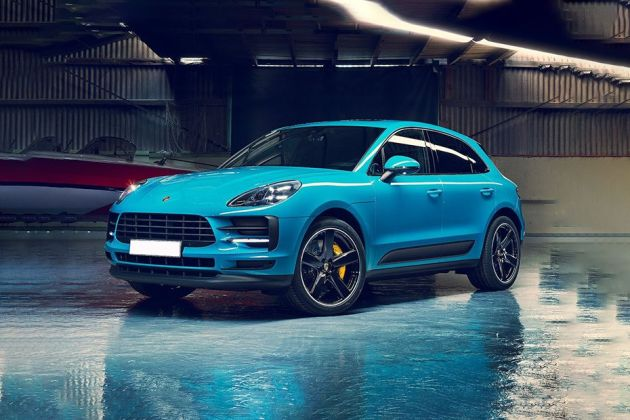 Porsche Macan 2019 Front Left Side Image