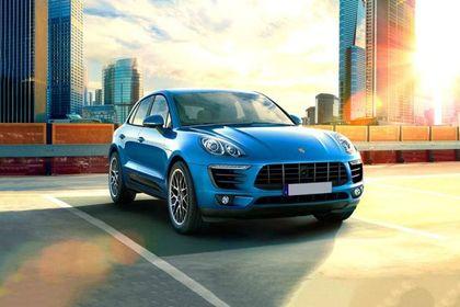 Porsche Macan Front Left Side Image