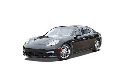 Porsche Panamera 2010 2013 Front Left Side Image