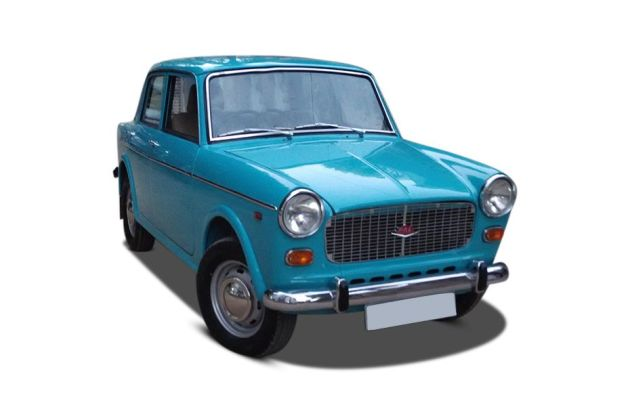 Premier Padmini Front Left Side Image