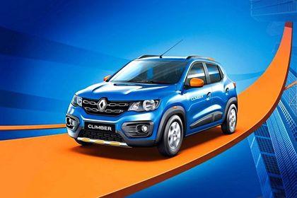 Renault KWID 2015-2019 Front Left Side Image