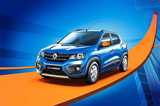 Renault KWID 2015-2019 Front Left Side Image