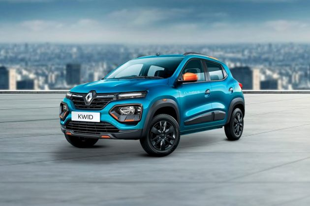 Renault KWID Front Left Side Image
