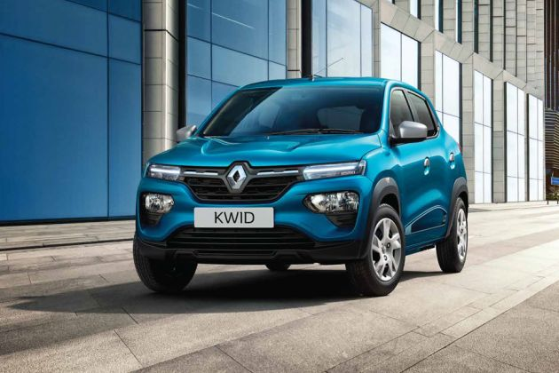 Renault KWID Climber 1.0 AMT Opt