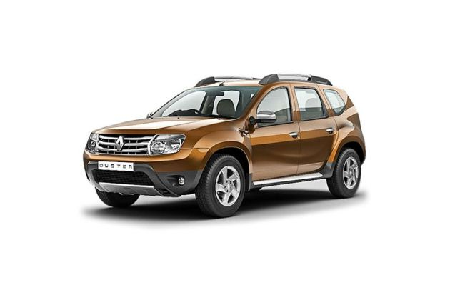 Renault Duster 2012-2015 Front Left Side Image