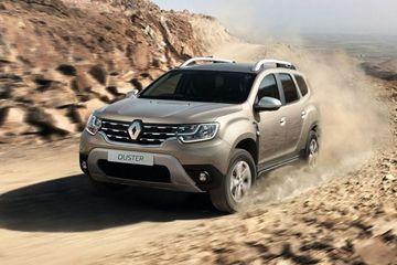 Renault Duster 2020 Front Left Side Image