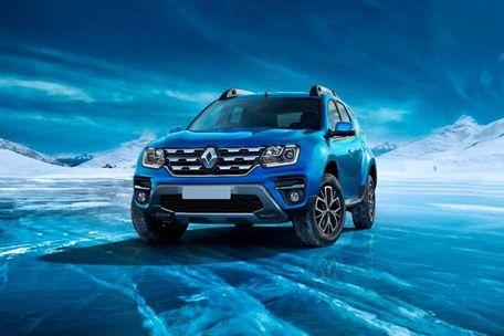 Renault Duster Front Left Side Image