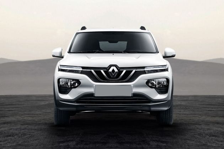 Renault KWID 2019 Front Left Side Image