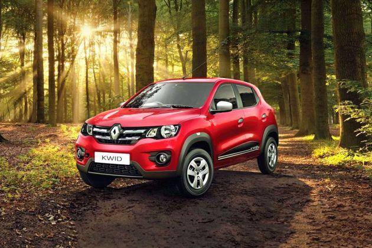Renault KWID Front Left Side Image
