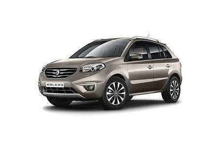 Renault Koleos 2011-2013 Front Left Side Image