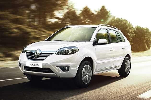 Renault Koleos Price Images Mileage Reviews Specs