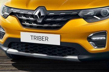 Renault Triber Grille Image