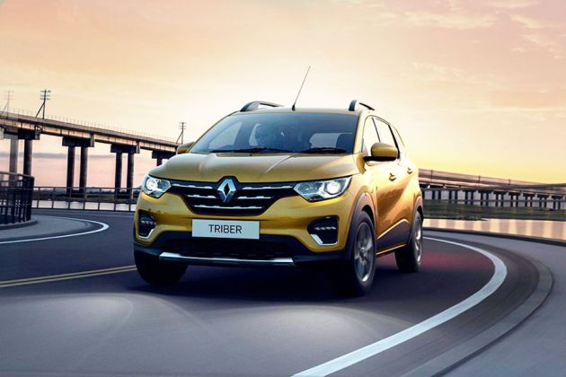 Renault Triber Price In India Launch Date Images Specs Colours