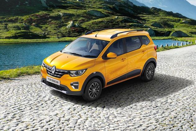 Renault Triber RXZ EASY-R AMT On Road Price (Petrol), Features ...