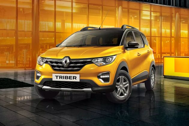 Renault Triber Insurance Quotes