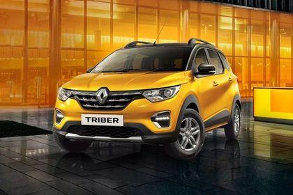 Renault Triber Front Left Side Image