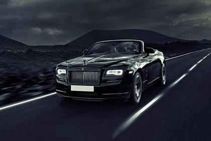 Rolls-Royce Dawn Front Left Side Image