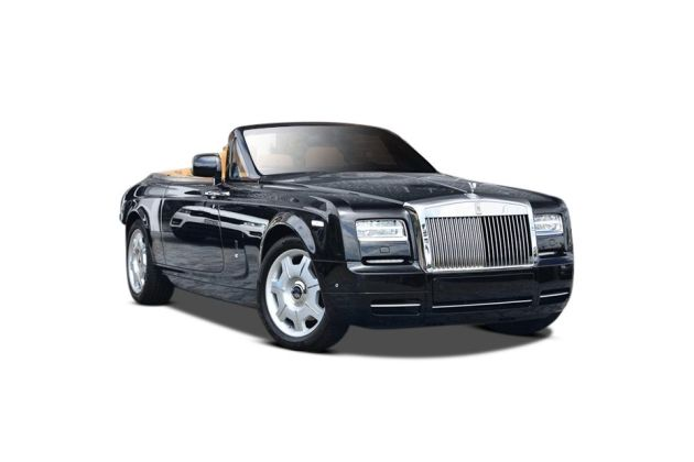 Rolls Royce Drophead Front Left Side Image