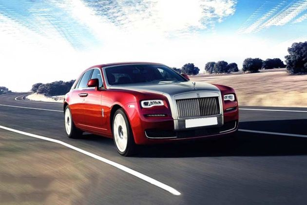 rolls royce ghost price, images, review & specs