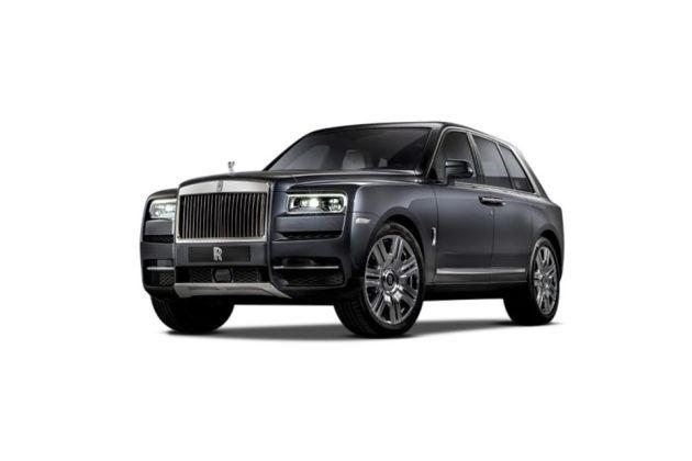 Rolls Royce Phantom 2003-2011